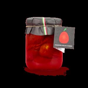 Pomodori Pelati a Mano bellaveduta fratepietro olive bella di cerignola
