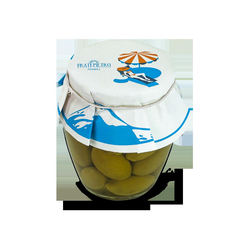 Olive Cru - Orcio
