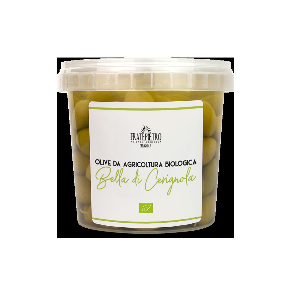 Olive Bio - Secchiello